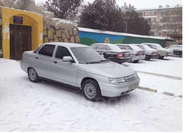 Лада 2110, 2007 год, 190 000 руб.