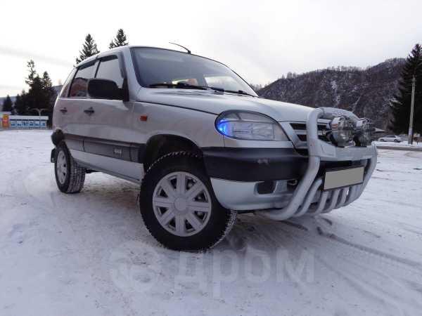 Chevrolet Niva, 2007 год, 285 000 руб.
