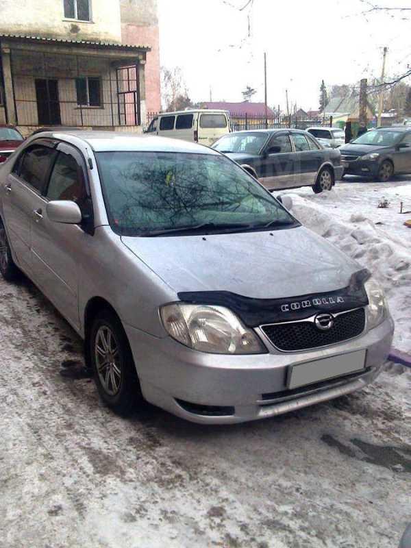 Toyota Corolla, 2002 год, 285 000 руб.