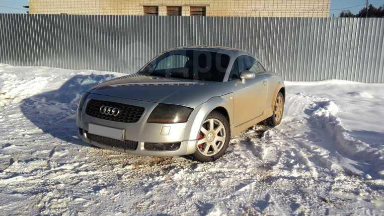 Audi TT, 1999 год, 345 000 руб.