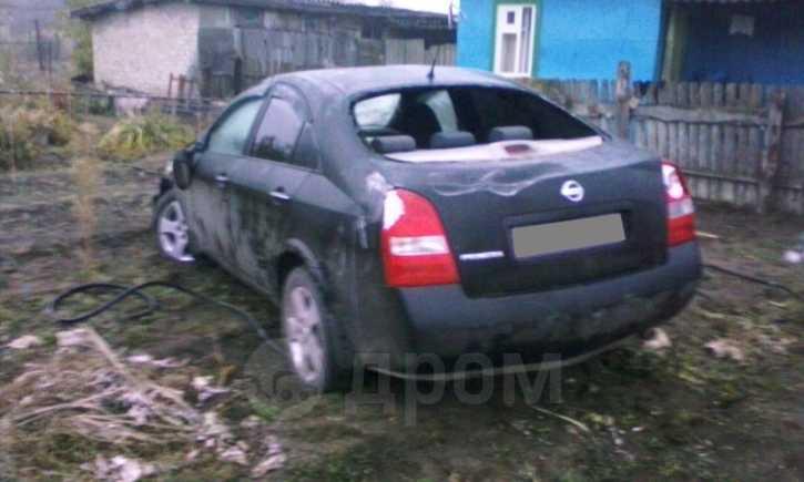 Nissan Primera, 2005 год, 185 000 руб.