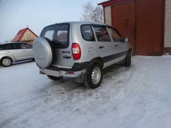 Chevrolet Niva, 2006 год, 274 000 руб.