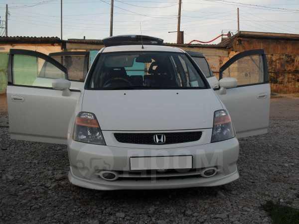 Honda Stream, 2001 год, 290 000 руб.