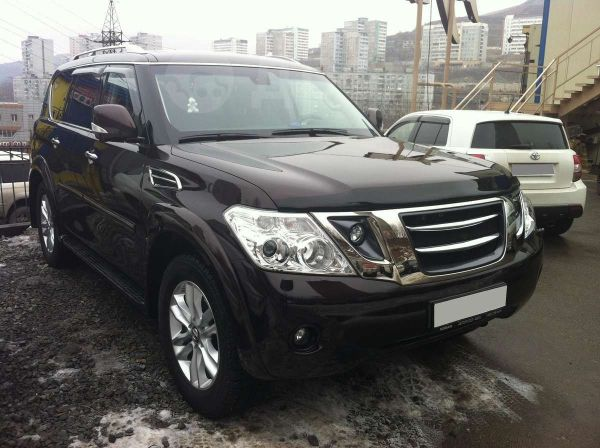 Nissan Patrol, 2011 год, 2 350 000 руб.