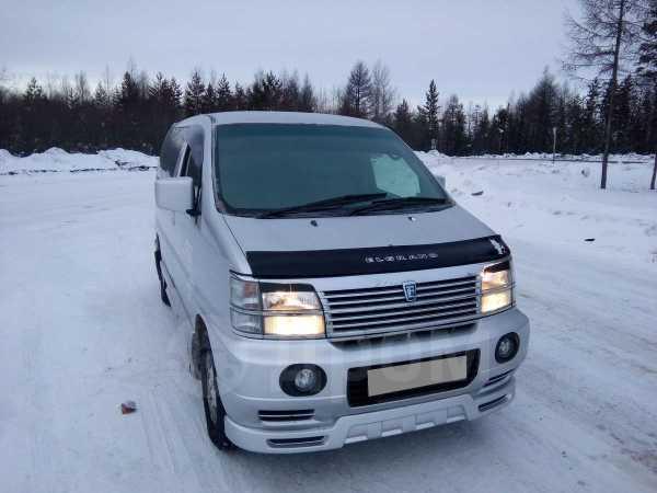 Nissan Elgrand, 1998 год, 330 000 руб.
