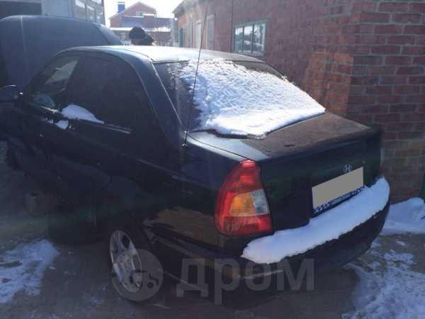 Hyundai Accent, 2012 год, 250 000 руб.
