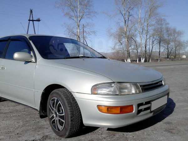 Toyota Carina, 1993 год, 158 000 руб.