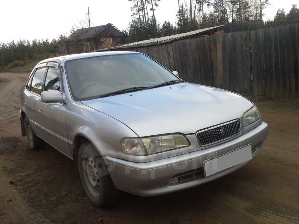 Toyota Sprinter, 1998 год, 240 000 руб.