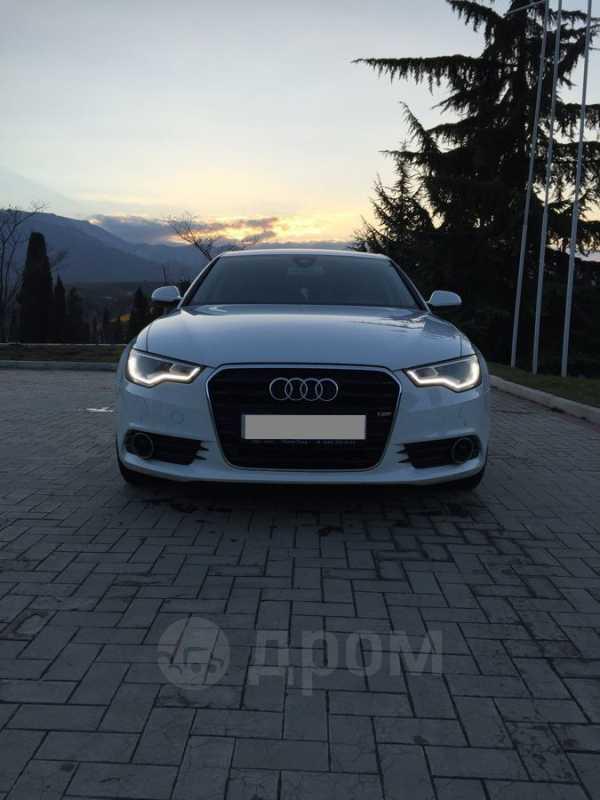 Audi A6, 2013 год, 1 850 000 руб.
