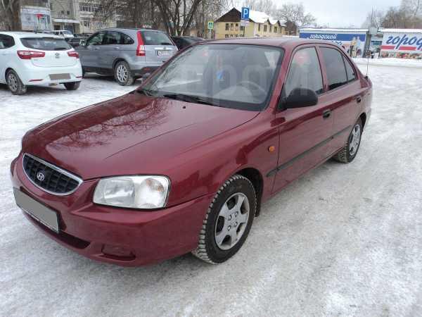 Hyundai Accent, 2005 год, 205 000 руб.