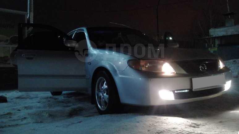 Mazda Protege, 2002 год, 230 000 руб.