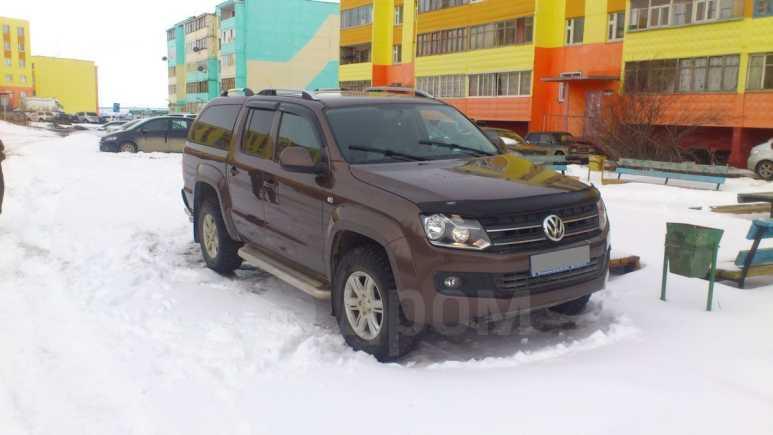 Volkswagen Amarok, 2013 год, 2 100 000 руб.