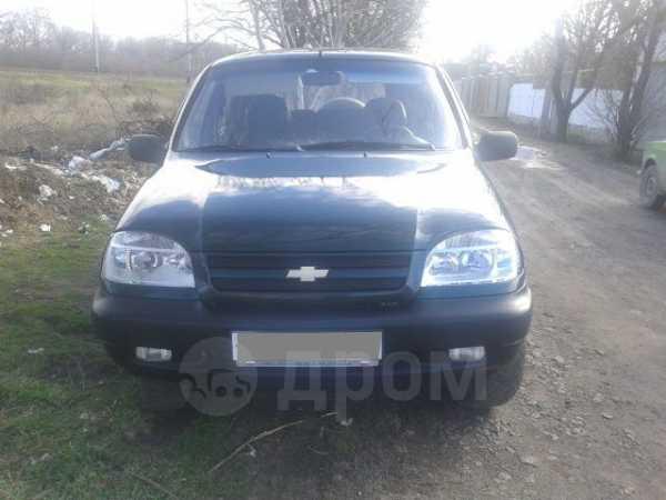 Chevrolet Niva, 2004 год, 265 000 руб.