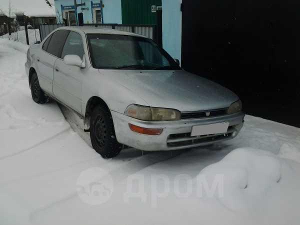 Toyota Sprinter, 1992 год, 127 000 руб.