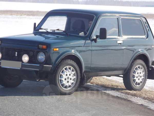 Лада 4x4 2121 Нива, 2006 год, 265 000 руб.