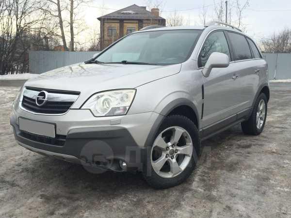 Opel Antara, 2008 год, 707 000 руб.