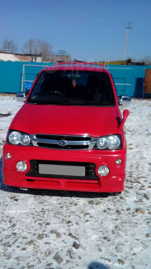Daihatsu Terios Kid, 2002 год, 190 000 руб.