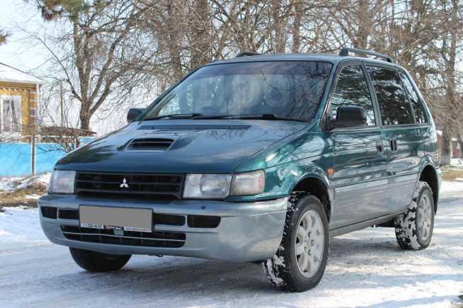 Mitsubishi RVR, 1996 год, 100 000 руб.