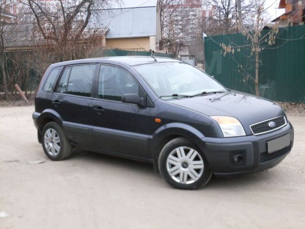 Ford Fusion, 2007 год, 295 000 руб.