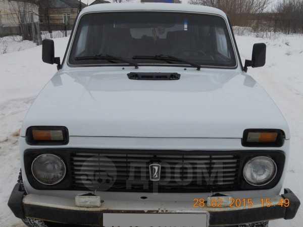 Лада 4x4 2121 Нива, 1997 год, 97 000 руб.