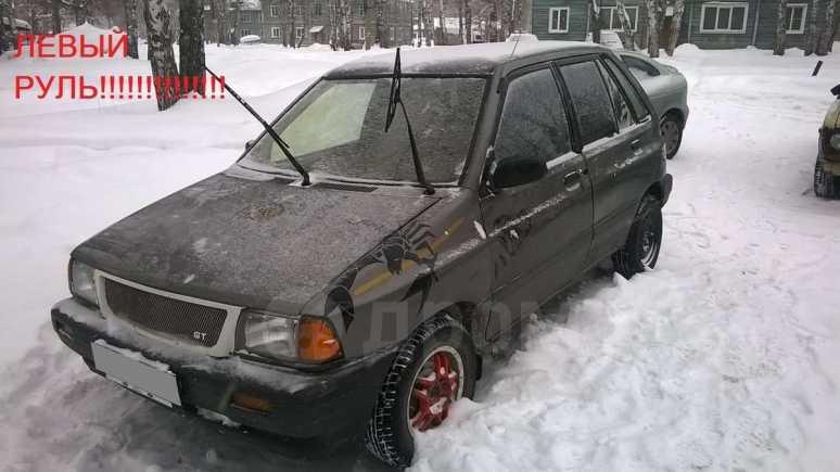 Ford Festiva, 1991 год, 80 000 руб.