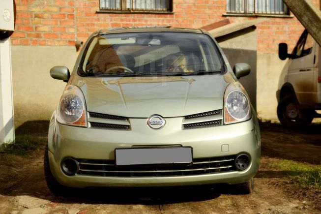 Nissan Note, 2005 год, 320 000 руб.