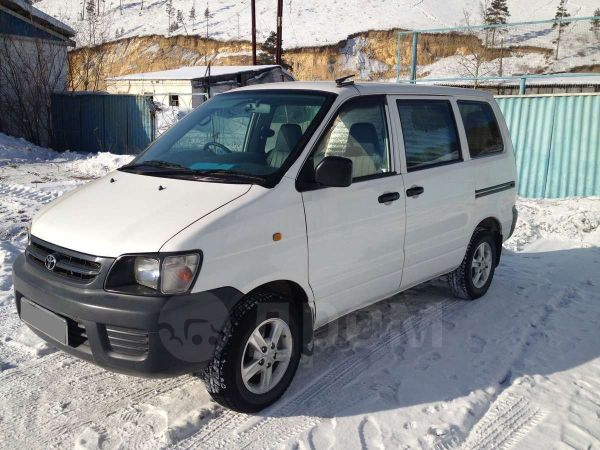 Toyota Town Ace, 2001 год, 350 000 руб.