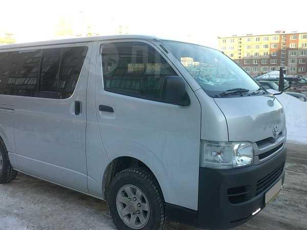 Toyota Hiace, 2009 год, 1 100 000 руб.