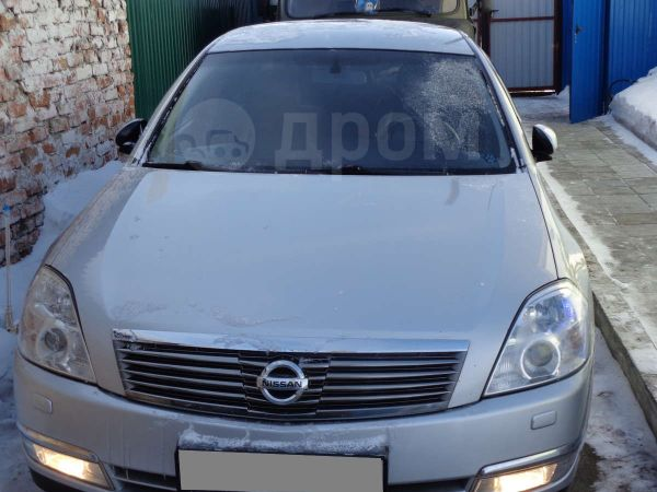 Nissan Teana, 2006 год, 630 000 руб.