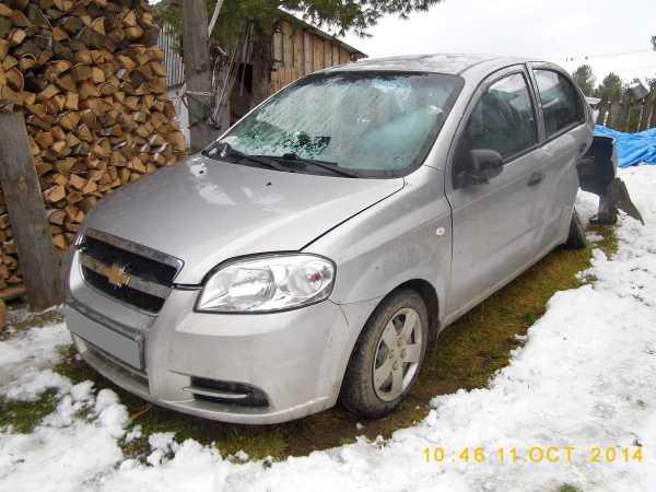 Chevrolet Aveo, 2008 год, 150 000 руб.