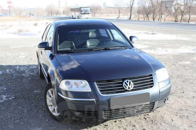 Volkswagen Passat, 2004 год, 341 000 руб.