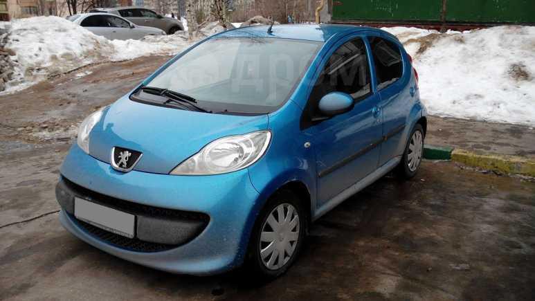 Peugeot 107, 2007 год, 260 000 руб.
