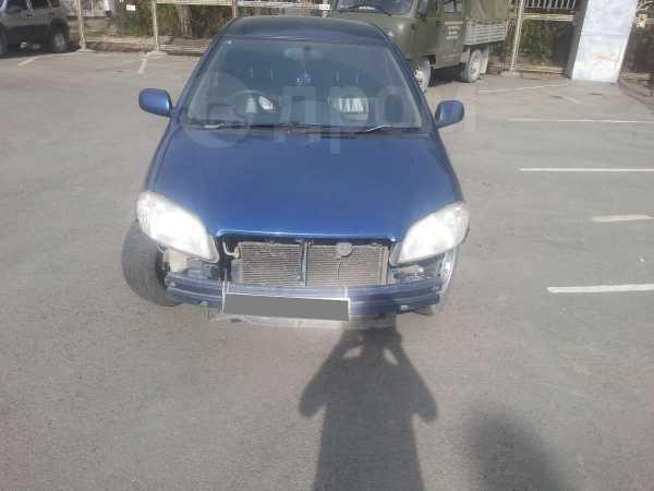 Toyota Vios, 2004 год, 150 000 руб.