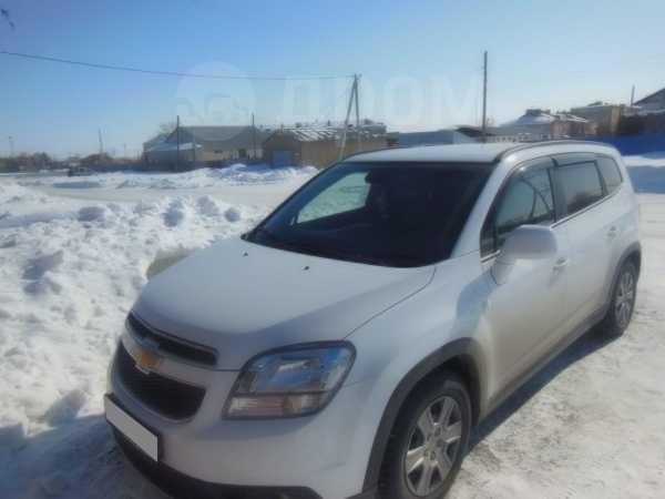 Chevrolet Orlando, 2012 год, 850 000 руб.
