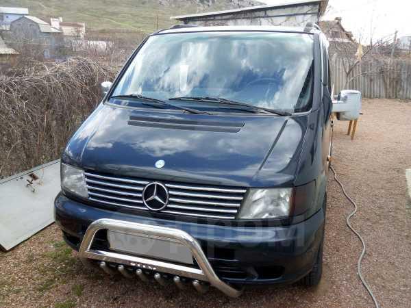 Mercedes-Benz Vito, 1999 год, 520 000 руб.
