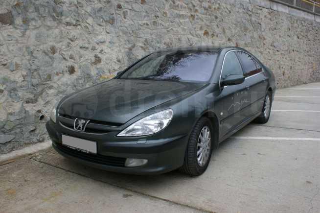 Peugeot 607, 2004 год, 293 470 руб.