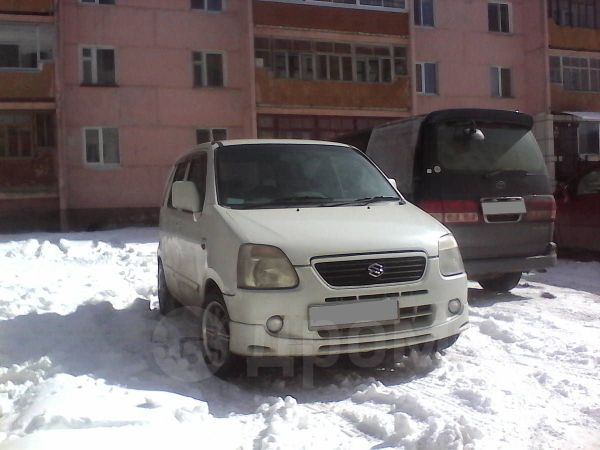 Suzuki Wagon R Plus, 2000 год, 135 000 руб.