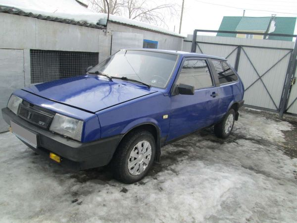 Лада 2108, 1987 год, 149 000 руб.
