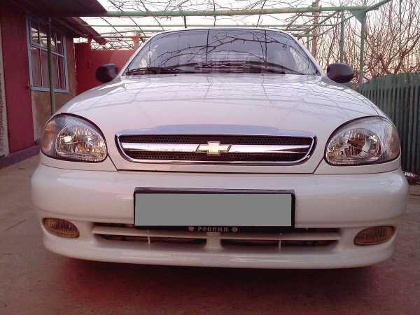 Chevrolet Lanos, 2009 год, 240 000 руб.