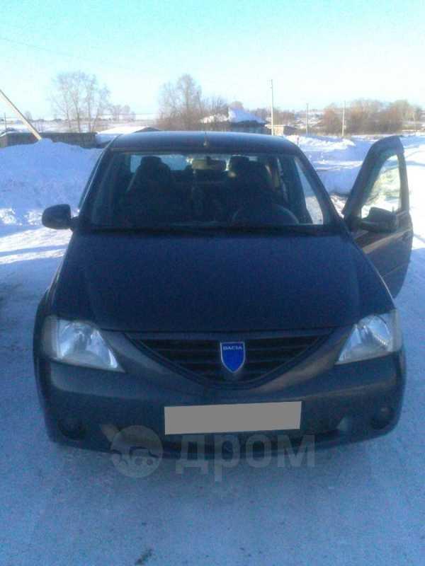 Renault Logan, 2008 год, 280 000 руб.
