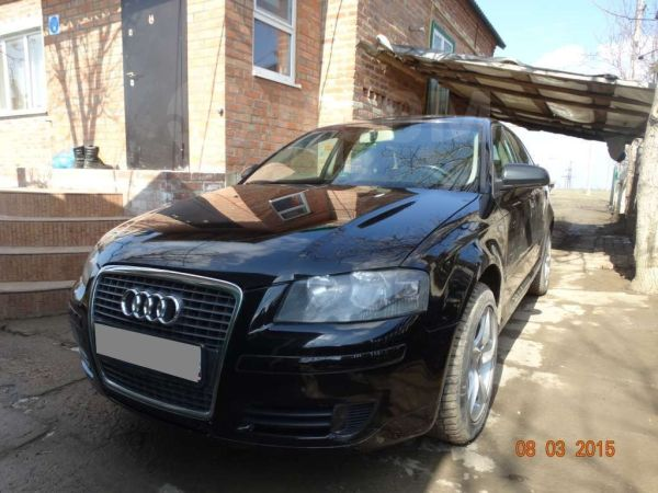 Audi A3, 2006 год, 535 000 руб.
