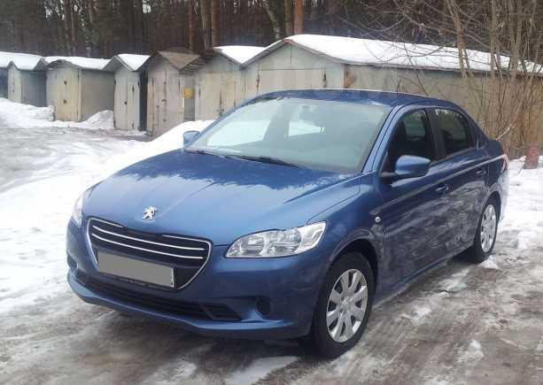 Peugeot 301, 2013 год, 525 000 руб.