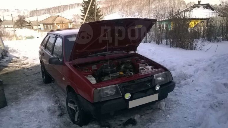 Лада 2109, 1998 год, 55 000 руб.