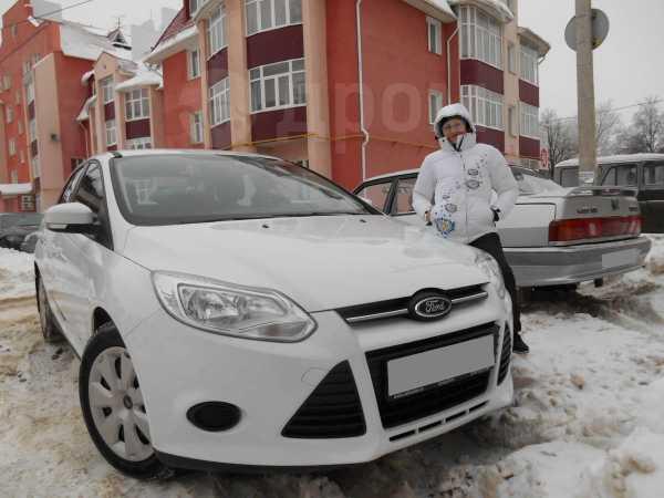Ford Focus, 2013 год, 660 000 руб.