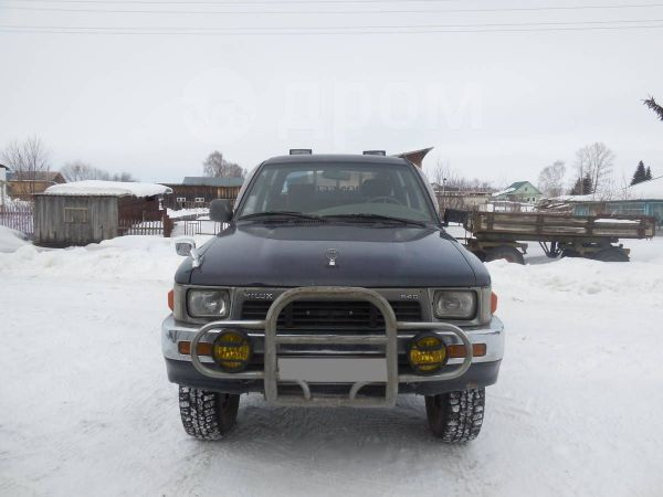 Toyota Hilux Pick Up, 1991 год, 300 000 руб.