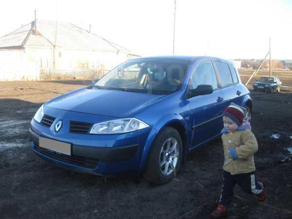 Renault Megane, 2004 год, 240 000 руб.