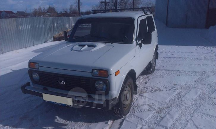 Лада 4x4 2121 Нива, 2003 год, 175 000 руб.