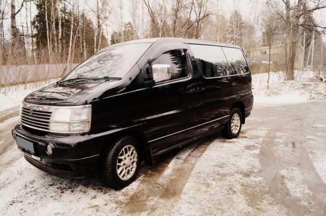 Nissan Caravan Elgrand, 1997 год, 450 000 руб.