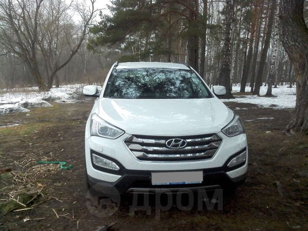 Hyundai Santa Fe, 2012 год, 1 500 000 руб.