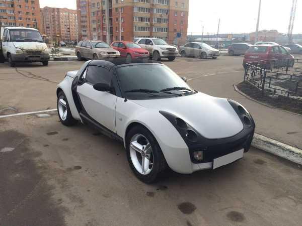 Smart Roadster, 2003 год, 310 000 руб.